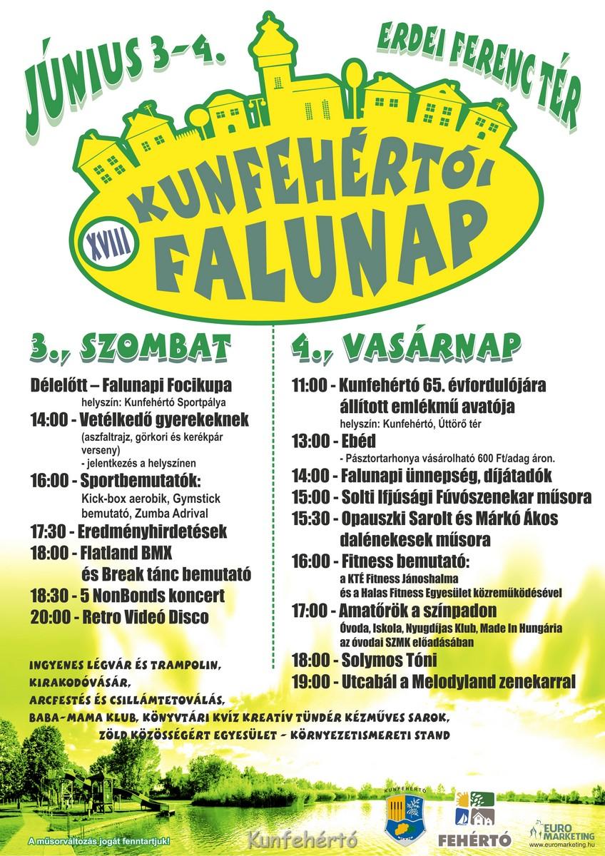 Falunap 2017. június 3-4.